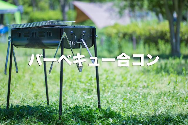 長野県松本市バーベキュー婚活合コン2