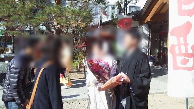 侍合コン5組目のご結婚2